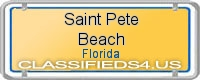 Saint Pete Beach board